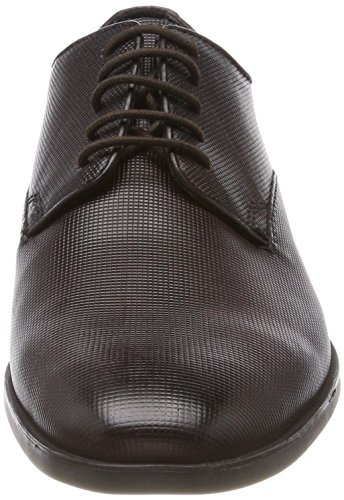 Bugatti 311446011600, Derbys Homme Marron (Dark Brown)