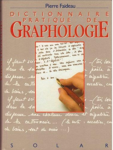 DICT PRATIQUE DE GRAPH