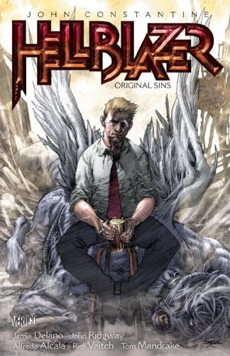 Hellblazer TP Vol 01 Original Sins New Ed (John Constantine, Hellblazer) by Delano, Jamie, Veitch, Rick (2011) Paperback