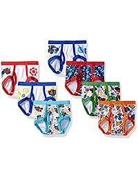 Nickelodeon Blaze and the Monster Machines Boys' Toddler 7pk Underwear
