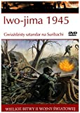 Wielkie bitwy II wojny swiatowej. Iwo-jima 1945. Gwiazdzisty sztandar na Suribachi + DVD