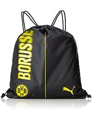 Puma BVB Fanwear Gym Sack - cyber yellow-puma black