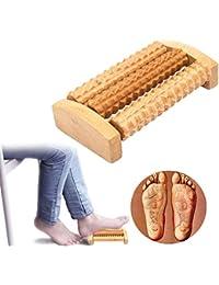 Bazaar Remise en forme se détendre de la santé du pied de rouleau en bois rouleau masseur