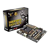 Asus SABERTOOTH 990FX R2.0 Mainboard Sockel AM3+ (ATX, AMD 990FX/SB950, 16x PCIe, 4x USB 3.0)