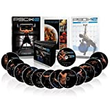 Beachbody P90 X 2 kit di base, Uomo, Multi-coloured
