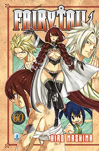 Fairy Tail: 60
