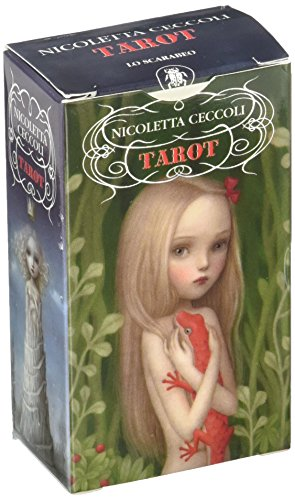 Ceccoli Mini Tarot