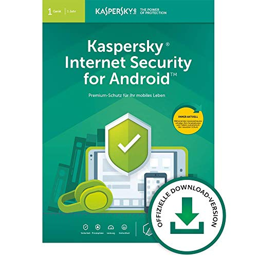Kaspersky Internet Security for Android | 1 Gerät | 1 Jahr | Online Code
