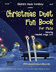 Christmas Duet Fun Book For Flute