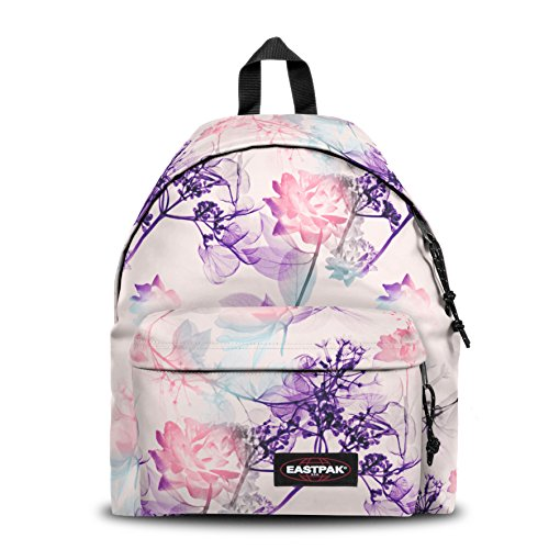 Eastpak PADDED PAK'R Sac à dos loisir, 40 cm, 24 liters, Multicolore (Pink Ray)