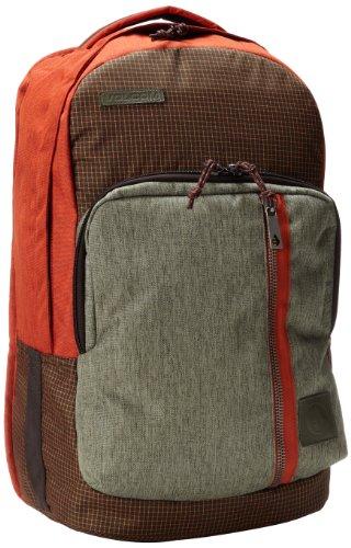 Volcom Herren Rucksack Prohibit Backpack, Auburn, 48 x 30 x 7 cm, D6531450AUB (Volcom Rucksack Leichter)