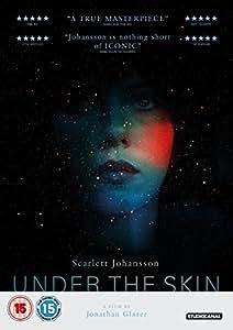 Under The Skin [DVD] [2014]