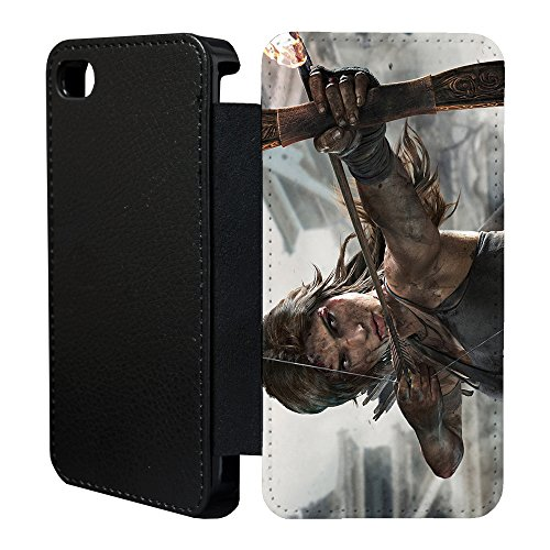 tomb-raider-flip-case-cover-for-apple-iphone-5-5s-t2285-flamed-arrows