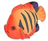 Wild Republic 21536 Plüsch Papageientaucher, Living Ocean, Kuscheltier, Plüschtier, 66cm, Rot