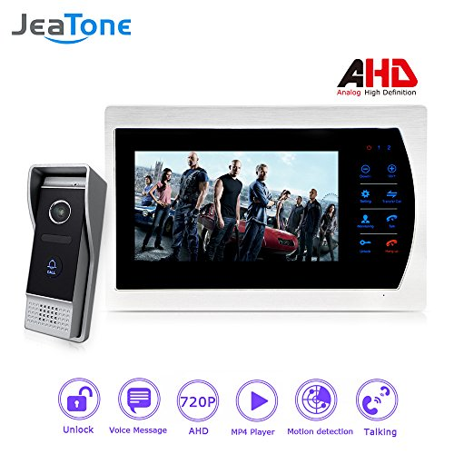 Jeatone Motion Detection and Voice Message 7