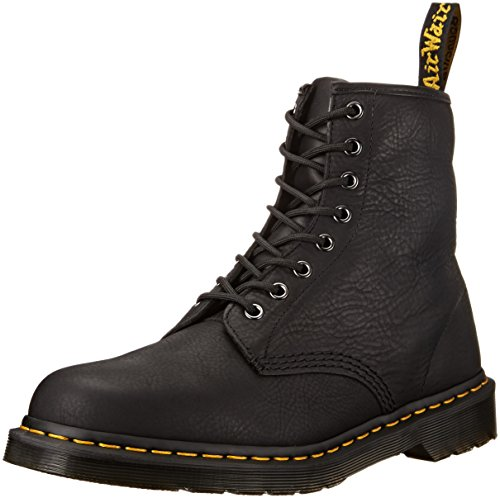 Dr. Martens Unisex Adults' 1460 Boots, Black (Black), 10 UK (45 EU)