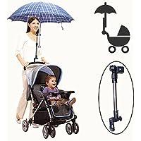 LL-Golf® - Soporte para paraguas o sombrilla para cochecito de bebé, bicicleta