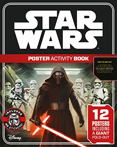 The Force Awakens. Poster Activity (Star Wars the Force Awakens)
