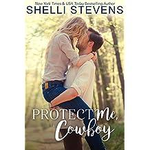 Protect Me, Cowboy (The Marshall Ranch Book 1) (English Edition)