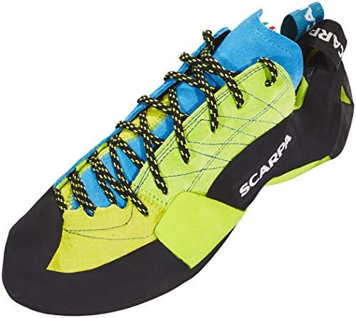 Scarpa Mago Climbing Shoes Bright Lime Schuhgröße EU 41,5 2019 Kletterschuhe