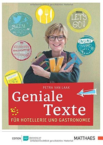 Geniale Texte für Hotellerie und Gastronomie