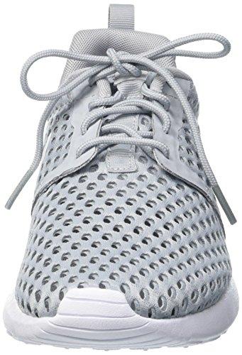 Nike Roshe One Flight Weight Gs, Entraînement de course fille Gris (Grigio (Wolf Grey/White)Wolf Grey/White)