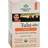 Organic India té TulsiGinger, con jengibre