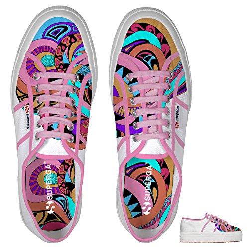 Superga  2790-Fantasy Cotw, Damen Sneaker Wonderland