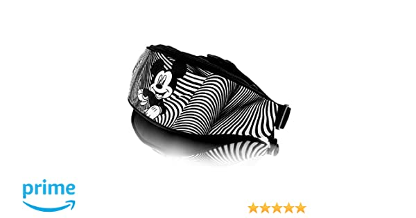 3ea74e5e693 Disney original Mickey Mouse FUNNY COLLECTION teen hip bag bum bag waist  belt bag high quality  Amazon.co.uk  Luggage
