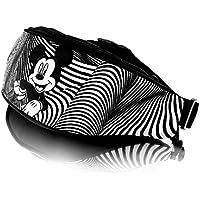 Disney original Mickey Mouse FUNNY COLLECTION teen hip bag bum bag waist belt bag high quality