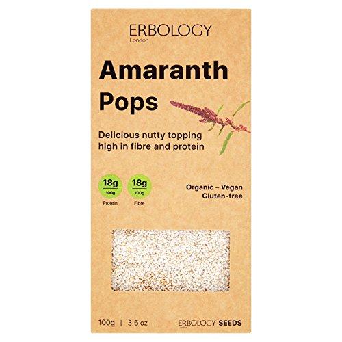 Amaranto Hinchado Bio 100g - Rico en Proteínas, Fibra y Minerales