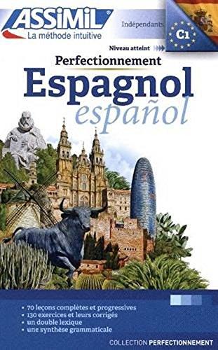 Perferctionnement Espagnol : livre par Francisco Javier Anton Martinez