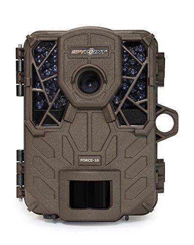 Spypoint Caméra de Surveillance Force de 10, Marron, 680080