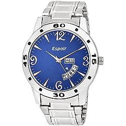 Espoir Analogue Blue Dial Men's Watch - Collin0507