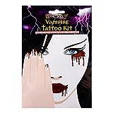 Vampire D'halloween De Tatouage