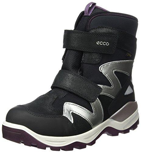 now Mountain Stiefel, Silber (Black/Black-Black/Black-Titanium/Alusilv), 36 EU (Silber-kinder Stiefel)