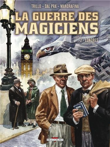 La Guerre des magiciens T2 - Londres