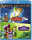 Peter Pan / Peter Pan 2 [Blu-ray] [1953] [Region Free]