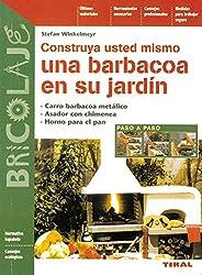 Construya fácilmente un asador en tu jardín (Bricolaje)