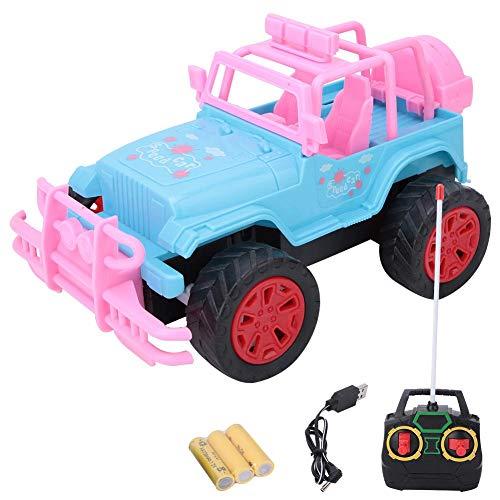 VGEBY1 RC Spielzeugauto, 1: 20 Fernbedienung Fahrzeug Intelligentes Spielzeug für Kinder Kinder(Blau)
