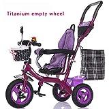 Trolley leggero della ruota della bolla, bici dei bambini, bicicletta, carrello del bambino della bambina, triciclo dei bambini ( stile : B )