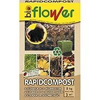 Flower 70518 70518-Compost orgánico, No Aplica, 20.4x7.5x31 cm