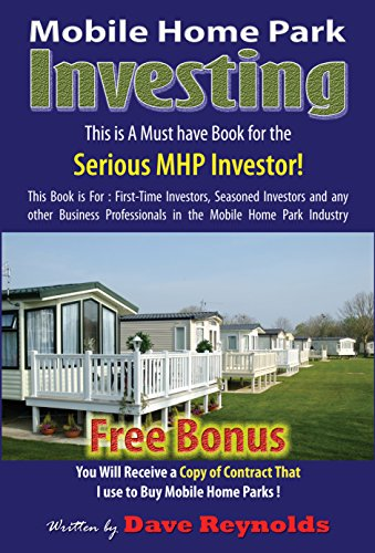 Mobile Home Park Investing (English Edition)