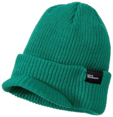 Westbeach Herren Beanie Seriously Baked, green (2010 Snowboard Hose)