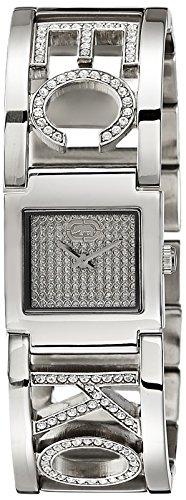 Orologio silver braccialato Marc eckò E14507L1 donna classic moda