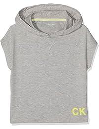 Calvin Klein My Ck Cropped Hoodie, Capucha para Niñas