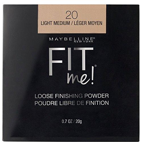 MAYBELLINE Fit Me! Loose Finishing Powder - Light Medium - Usa Loose Powder