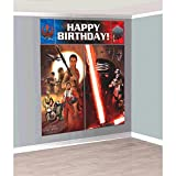 Star Wars The Force Awakens (Episode 7) Scene Setter Wall Decoration
