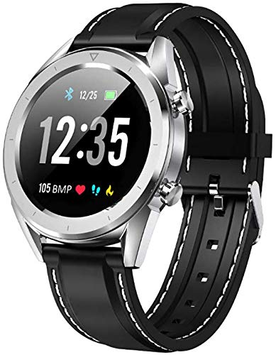 Zach-8 Smart Watch Für Android Phones, Smart Watch Mit Herzfrequenzmesser IP67 Wasserdicht Sport Fitness Tracker Uhren Für Andriod & Ios,A