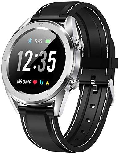 Zach-8 Smart Watch Für Android Phones, Smart Watch Mit Herzfrequenzmesser IP67 Wasserdicht Sport Fitness Tracker Uhren Für Andriod & Ios,A